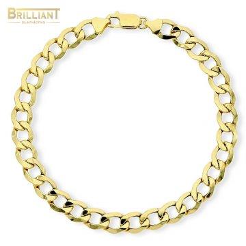 Zlatý náramok Au585/000 14k Pancer