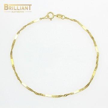 Zlatý náramok Au585/000