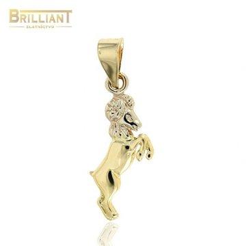 Zlatý prívesok Au585/000 14k znamenie Baran
