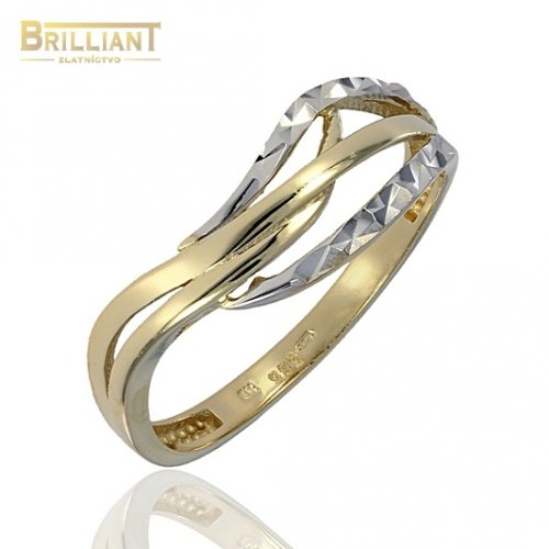 Zlatý Prsteň Au585/000
